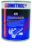 479 Underbody protection black